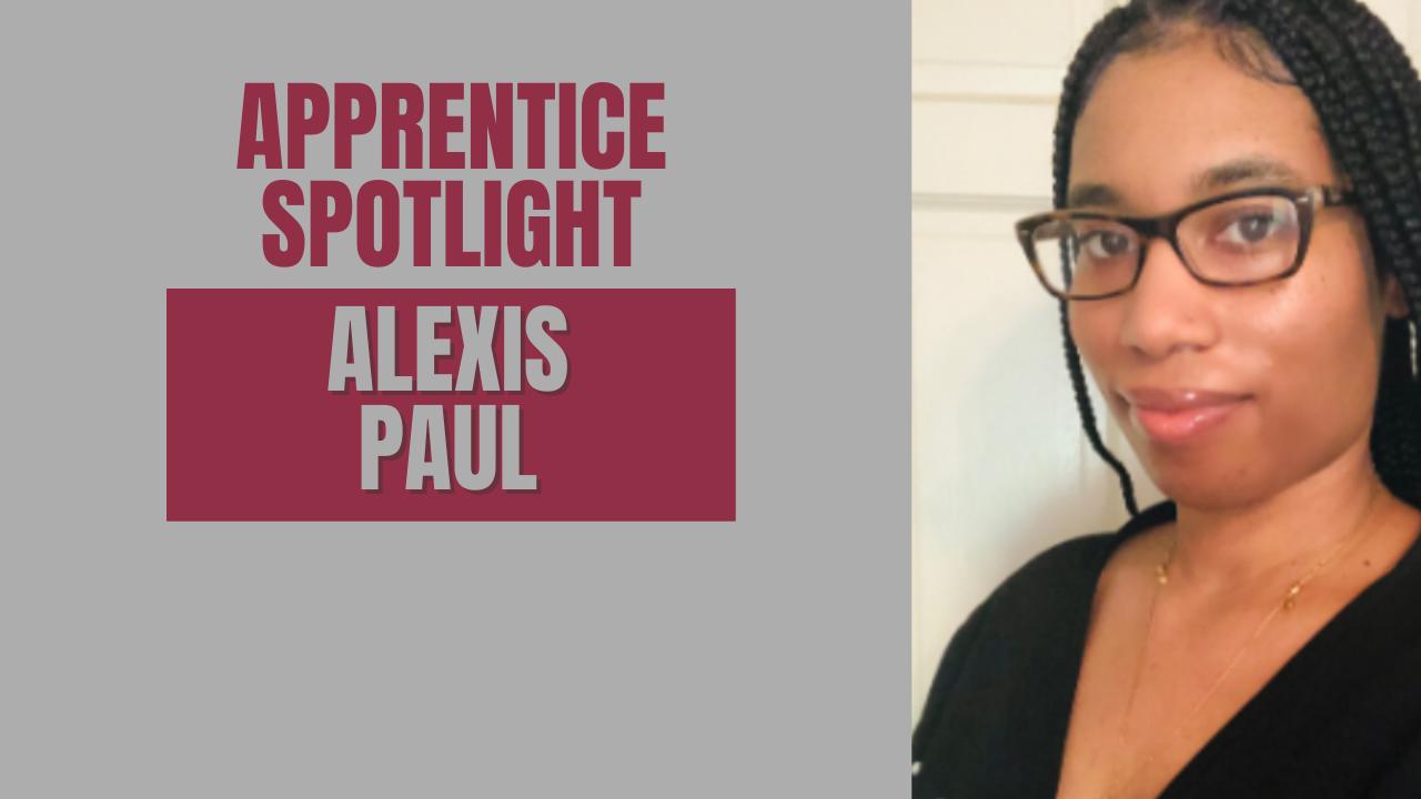Apprentice Spotlight - AP-1